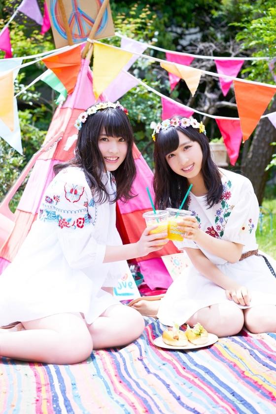 6月9日(金)発売『BOMB』7月号に岡部麟と小栗有以が登場! - AKB48 Team 8 最新ニュース | AKB48 Team 8公式ホームページ