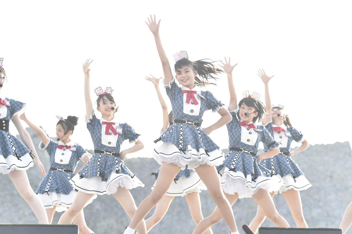 横山 チーム 卒業 8 結衣